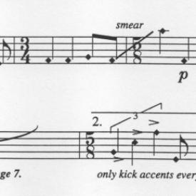 Tongue-Tied — bass part