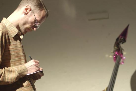 Variations for Double-Bass — 2014, Staatsoper Berlin