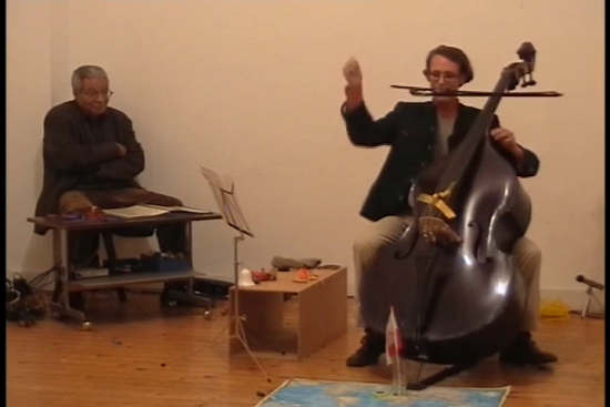 Variations for Double-Bass — 2009, Köln
